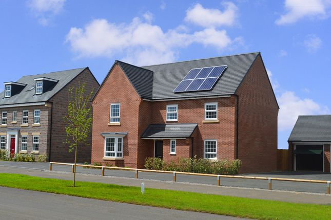 """Thumbnail Detached house for sale in """"Greenvale"""" at Warkton Lane, Barton Seagrave, Kettering"""