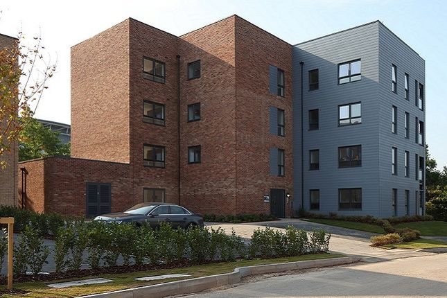 """2 bed flat for sale in """"Foxglove House"""" at Blythe Gate, Blythe Valley Park, Shirley, Solihull B90"""