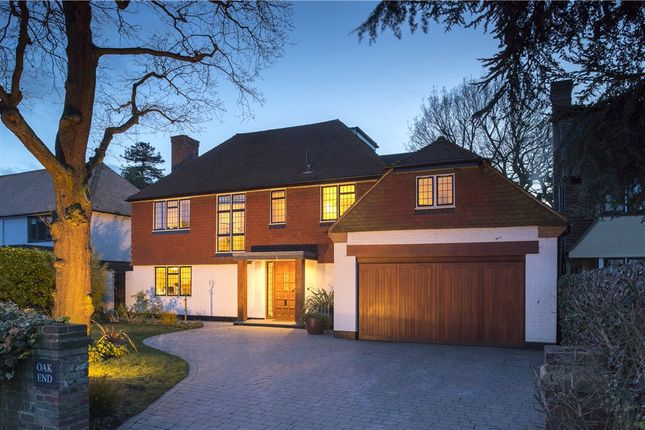 Thumbnail Detached house for sale in Golf Club Drive, Coombe Hill