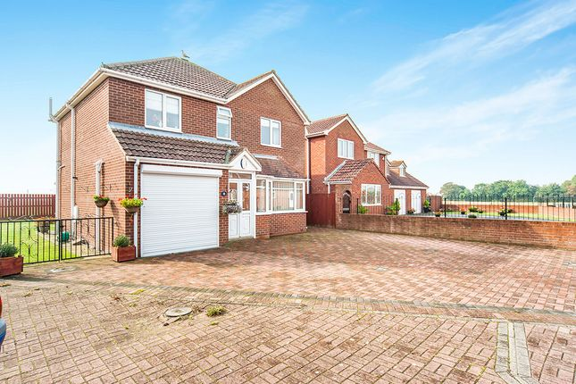 Thumbnail Detached house for sale in Owthorne Grange, Withernsea