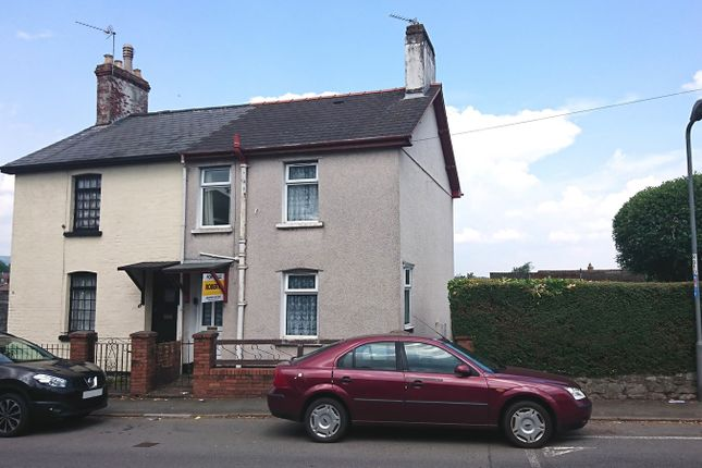Thumbnail Property for sale in Pillmawr Road, Newport