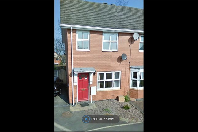 Thumbnail Terraced house to rent in Greenman Close, Telford