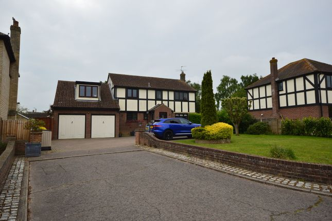 Thumbnail Detached house for sale in Frere Way, Fingringhoe, Colchester