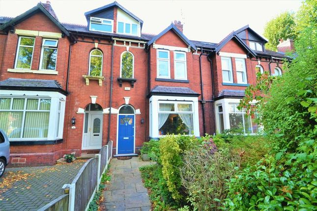 Thumbnail Terraced house to rent in Victoria Road, Salford