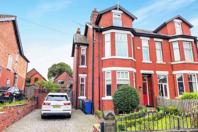 Thumbnail Semi-detached house for sale in Rosebury, Langley Road, Prestwich