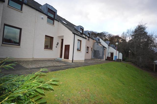Thumbnail Terraced house to rent in Stell Park Road, Birnam, Dunkeld