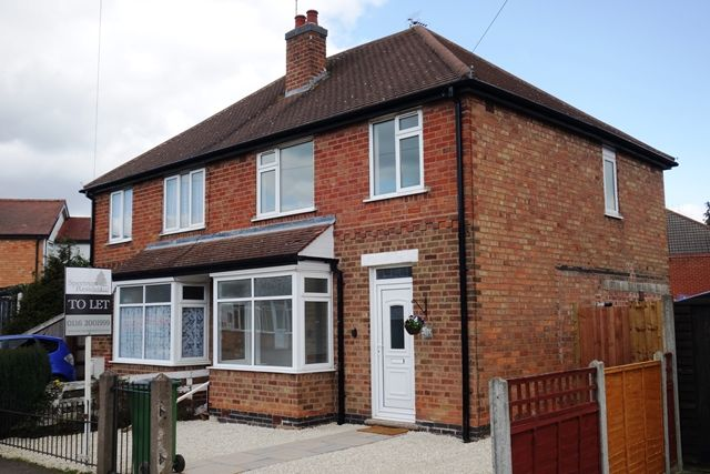 Thumbnail Semi-detached house to rent in Victoria Street, Narborough, Leicester