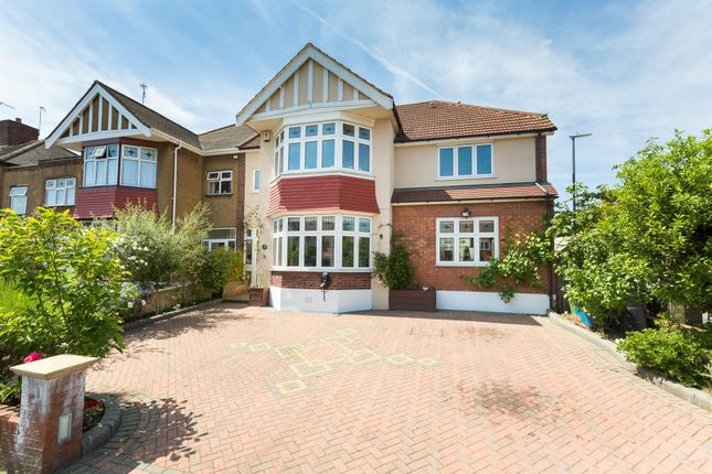 Thumbnail End terrace house for sale in South View Drive, London