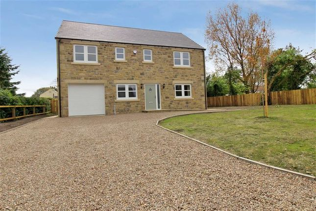 Thumbnail Detached house for sale in Woodlands, Ulgham, Morpeth