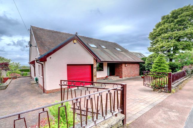 Thumbnail 5 bed detached house for sale in West Avenue, Carluke