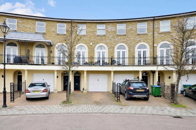 Thumbnail Terraced house to rent in Savery Drive, Surbiton