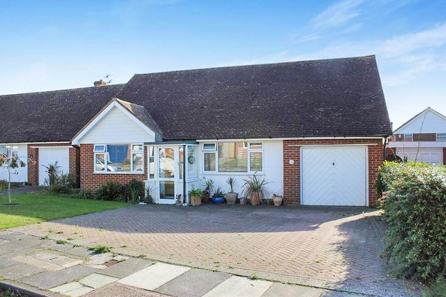 Thumbnail Bungalow for sale in Kingsmead Close, Seaford