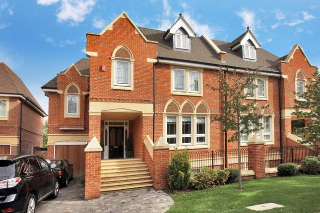 Thumbnail Semi-detached house for sale in Martineau Drive, Twickenham