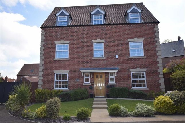 Thumbnail Detached house for sale in Tathams Orchard, Southwell, Nottinghamshire