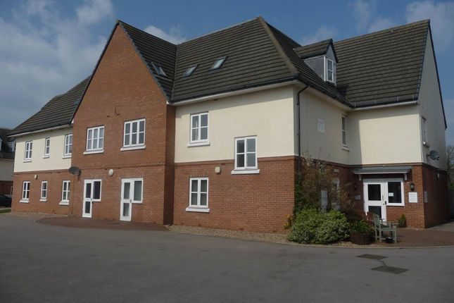 Thumbnail Flat to rent in Saffron Court, High Street, Barwell