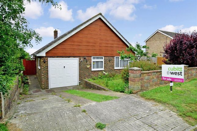 3 bed bungalow for sale in Downland Road, Woodingdean, Brighton, East Sussex