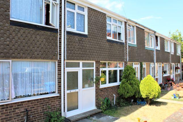 Thumbnail Terraced house to rent in Eddy Road, Aldershot