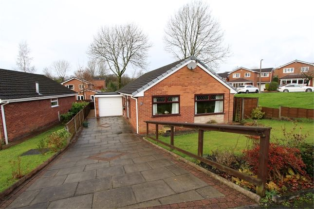 Detached bungalow for sale in Greenheys Crescent, Greenmount, Bury, Lancashire