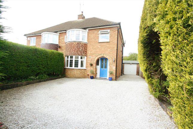 Thumbnail Semi-detached house for sale in Shenley Road, Bletchley, Milton Keynes