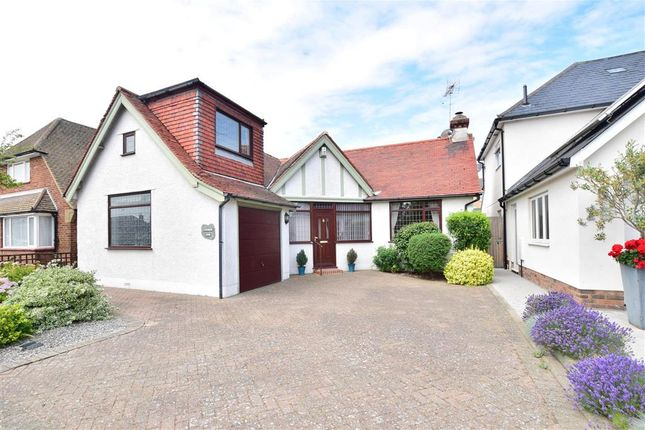 Thumbnail Bungalow for sale in Pier Avenue, Tankerton, Whitstable, Kent