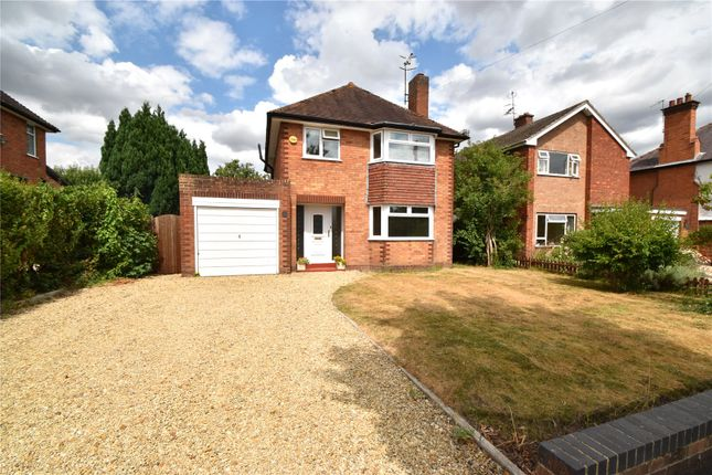Thumbnail Detached house for sale in Alexander Avenue, Droitwich, Worcestershire