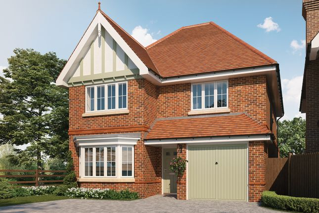 Thumbnail Detached house for sale in Greenacres, Fern Acre Gardens, Jackets Lane, Northwood