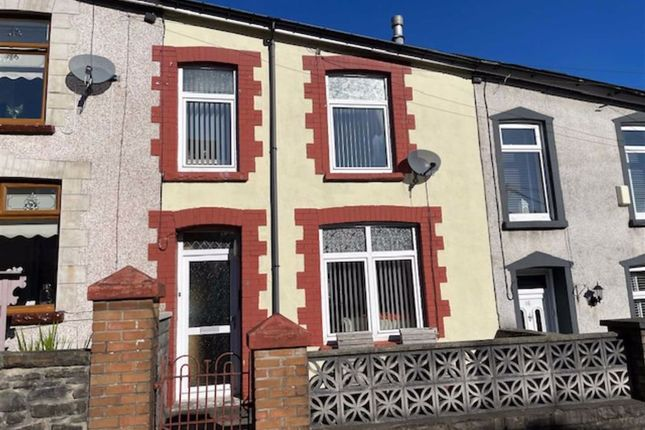 3 bed terraced house for sale in Oakland Street, Mountain Ash CF45
