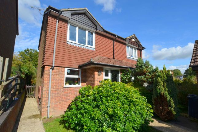 Thumbnail Semi-detached house to rent in Black Acre Close, Amersham