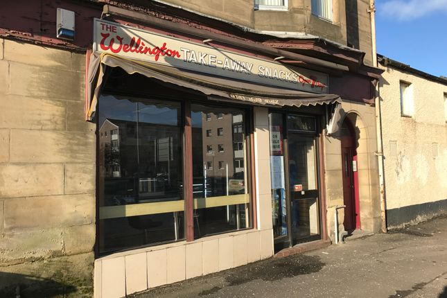 Thumbnail Restaurant/cafe to let in Caledonia Street, Paisley