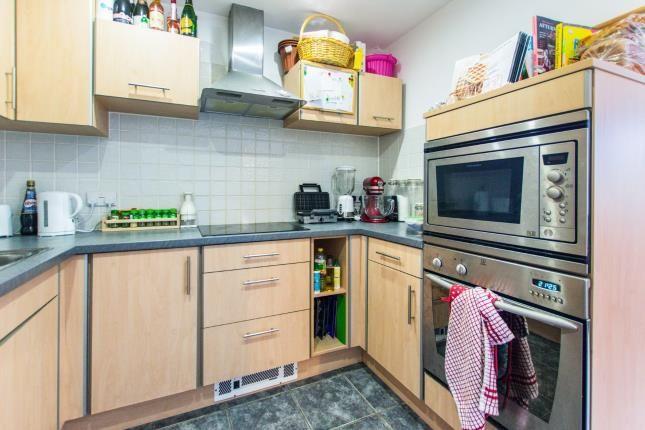 Kitchen of Jones Point House, Ferry Court, Cardiff, Caerdydd CF11