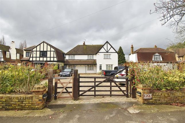 Thumbnail Detached house for sale in Long Lane, Uxbridge, Middlesex