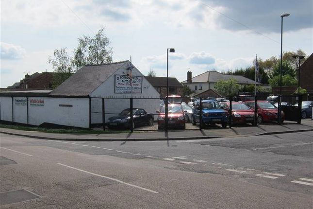 Thumbnail Land for sale in Borrowfield Road, Spondon, Derby
