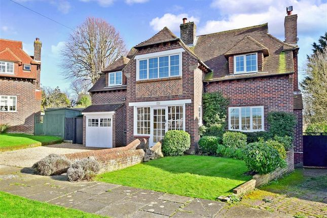 Thumbnail Detached house for sale in Court Close, Patcham Village, East Sussex