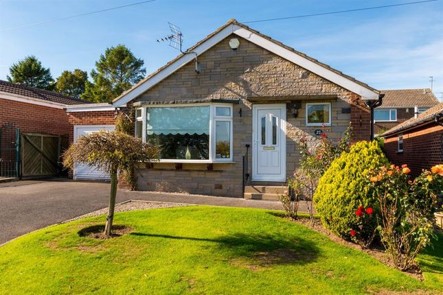 Thumbnail Detached bungalow for sale in Holt Drive, Adel
