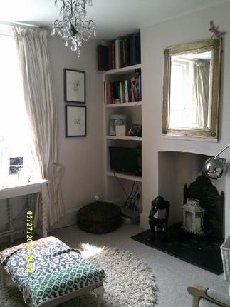 Thumbnail Town house to rent in Lansdown Place, Lewes