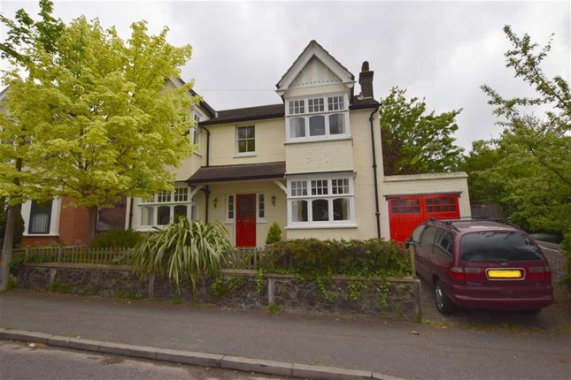 Thumbnail Detached house for sale in Bradleigh Avenue, Grays, Essex