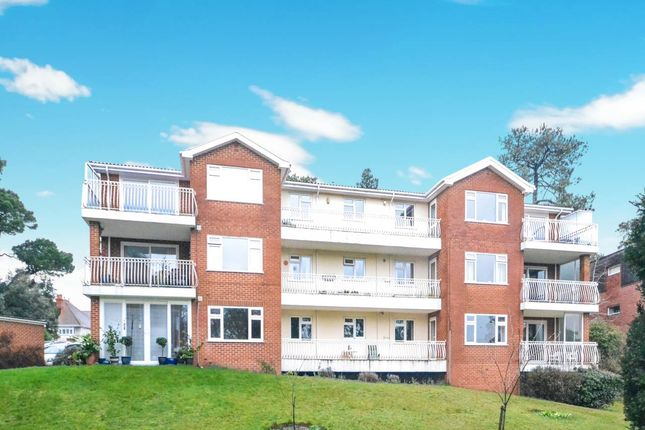 Thumbnail Flat for sale in Fairview Park, Overbury Road, Lower Parkstone