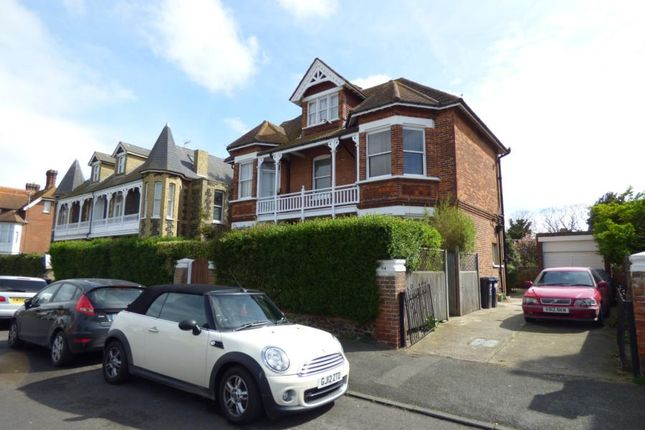 Thumbnail Flat to rent in St. Mildreds Road, Westgate-On-Sea
