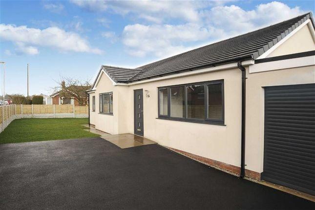 Thumbnail Detached bungalow for sale in Miller Avenue, Abbey Village, Chorley