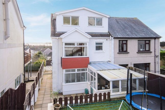 Thumbnail Semi-detached house for sale in Stradey Hill, Llanelli, Carmarthenshire