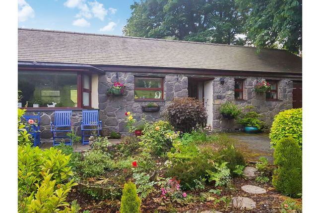 Thumbnail Detached bungalow for sale in Penmachno, Betws-Y-Coed