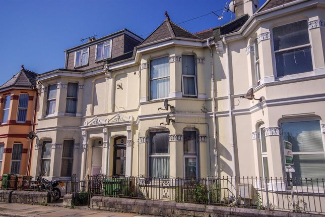 Thumbnail Flat for sale in Molesworth Road, Stoke, Plymouth