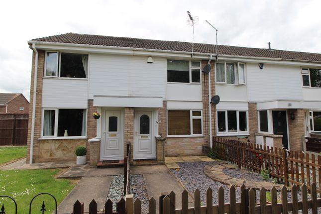 Thumbnail Terraced house to rent in Calderdale Close, Long Eaton, Nottingham