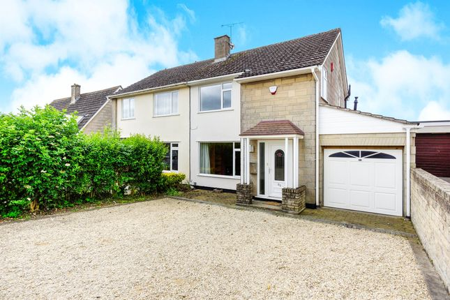 Thumbnail Semi-detached house for sale in Critchill Road, Frome