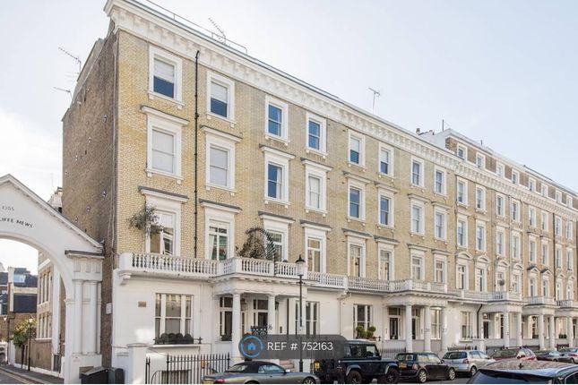 Building of Harcourt Terrace, London SW10