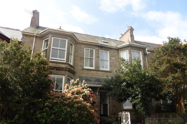 Thumbnail Flat to rent in Pendarves Road, Penzance