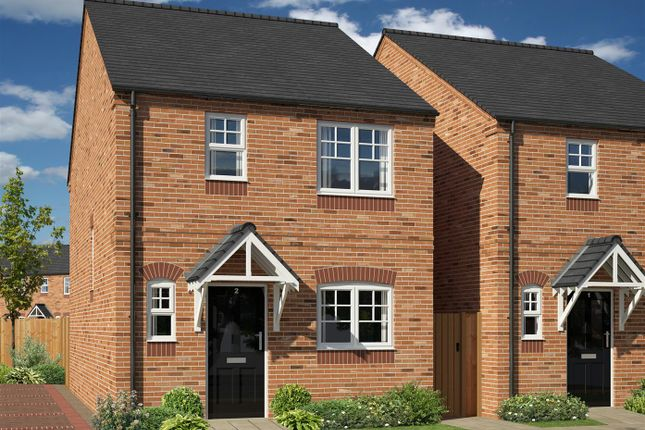 Thumbnail Detached house for sale in Sowe Gardens, Princethorpe Way, Binley, Coventry