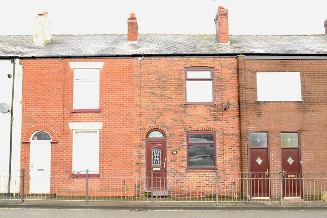 Thumbnail Terraced house to rent in Chorley Road, Westhoughton