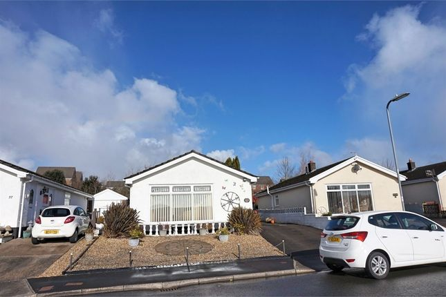 Thumbnail Detached bungalow for sale in Stratton Way, Neath Abbey, Neath, West Glamorgan