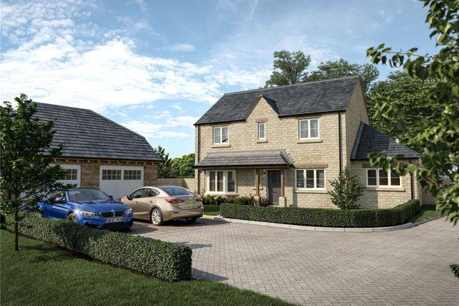4 bed detached house for sale in Plot 10, Deanfield View, Castle Street, Marsh Gibbon, Buckinghamshire OX27